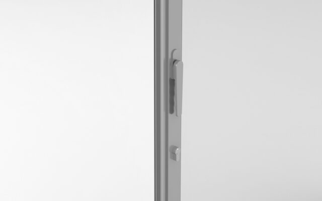 manilla para abrir cortina cristal