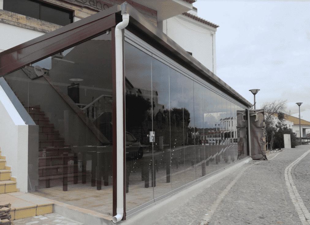 terraza cristalera océano restaurant kauma