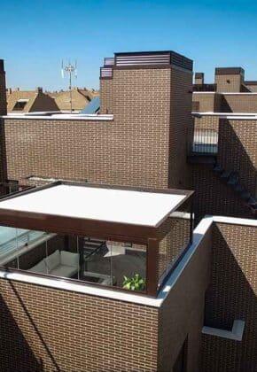 cerramiento atico o terraza