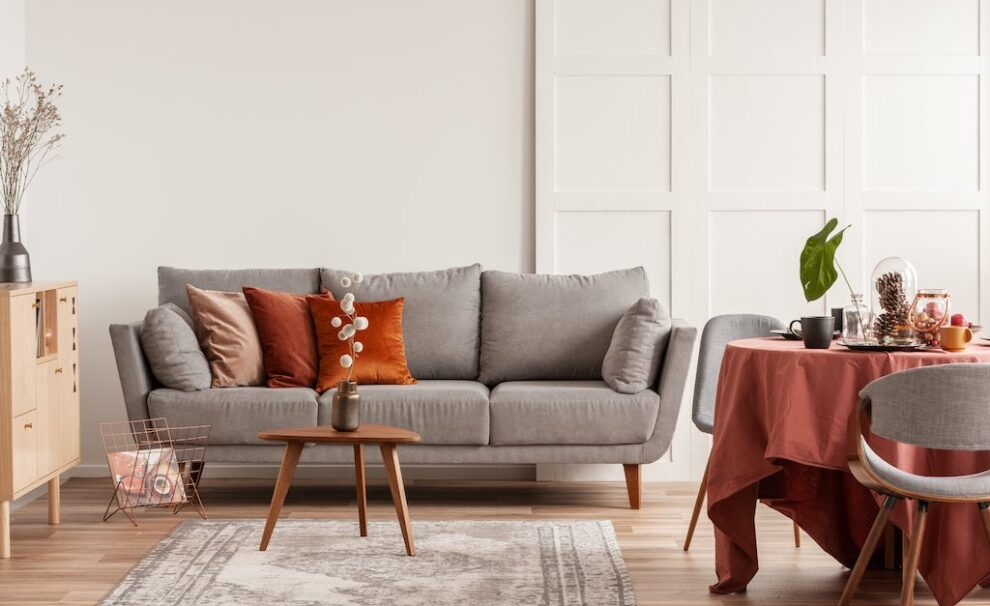 muebles otoño