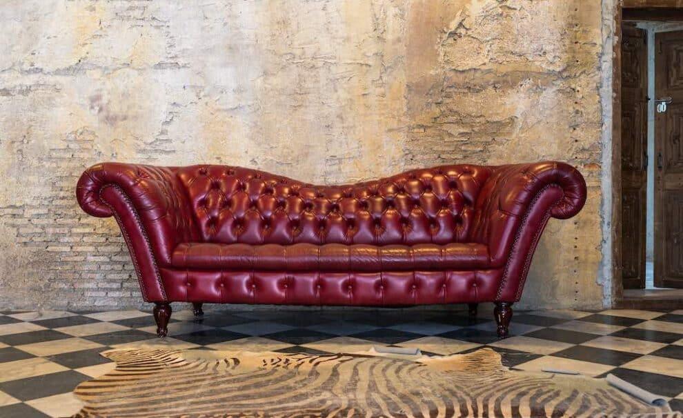 muebles vintage otoño