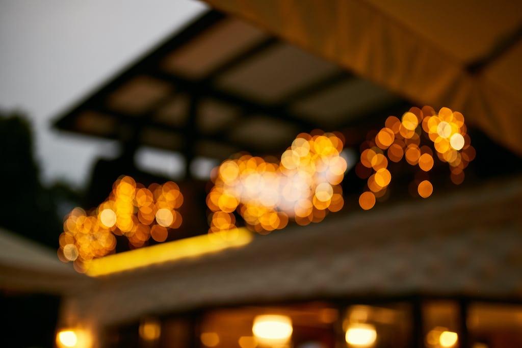 iluminacion de terrazas