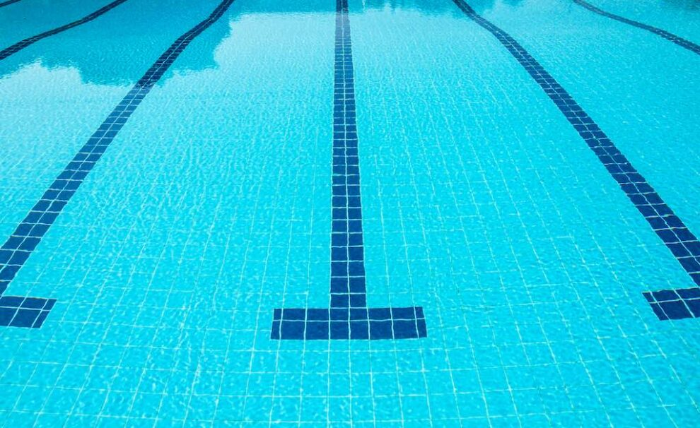 piscina frio invierno