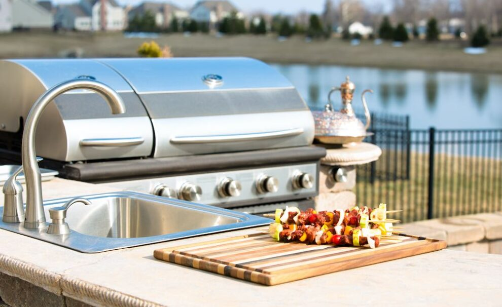 mejores estilos cocina exterior